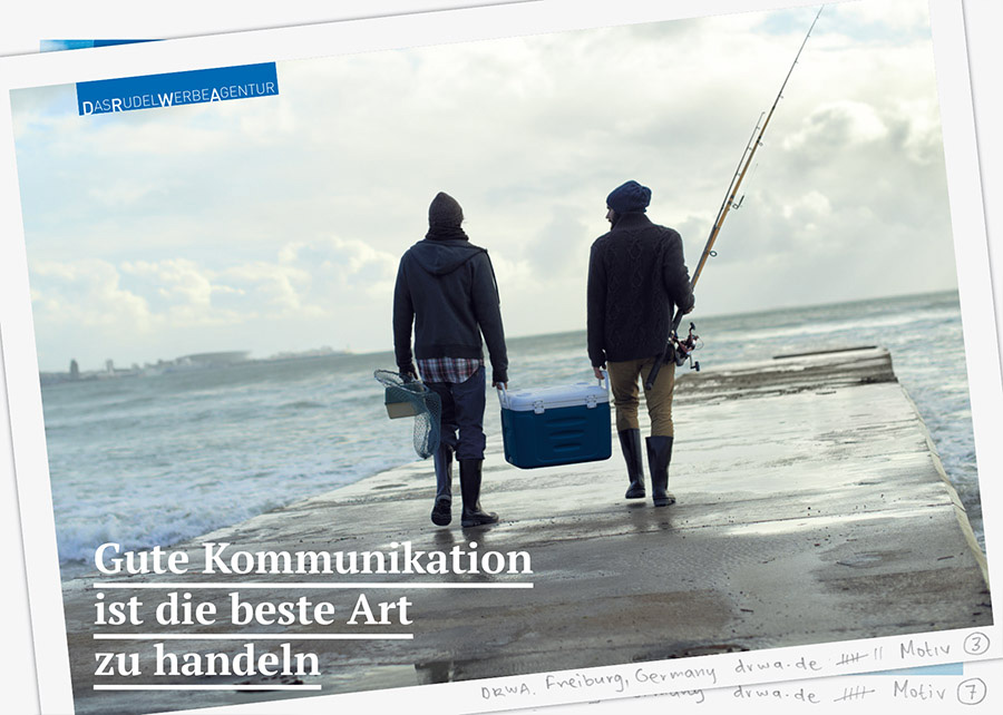 DRWA Das Rudel Werbeagentur Freiburg > Agentur für mediale Kommunikation > Gute Koomunikation ist die beste Art zu handeln