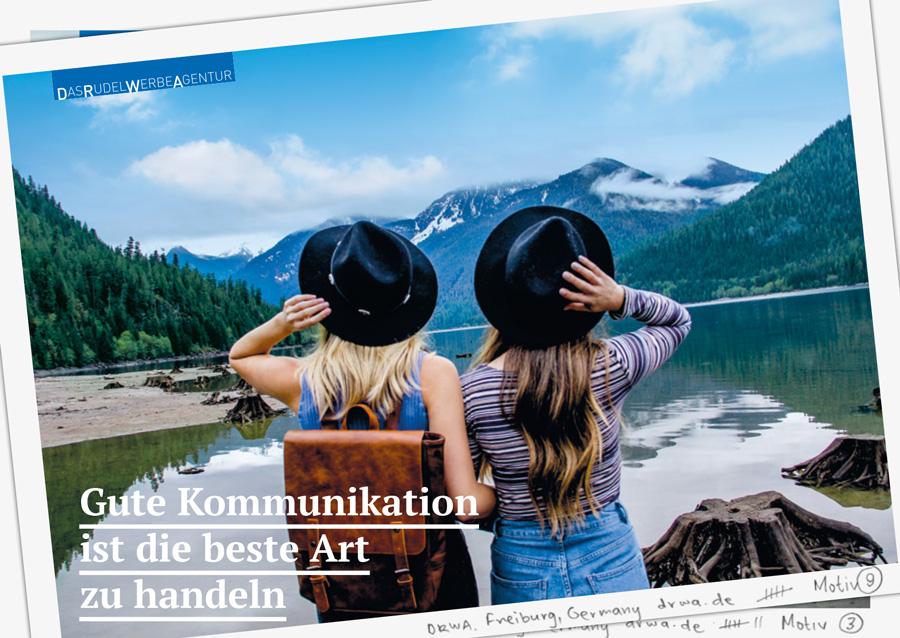 DRWA Das Rudel Werbeagentur Freiburg > Agentur für mediale Kommunikation > Insights > Frühjar 2018
