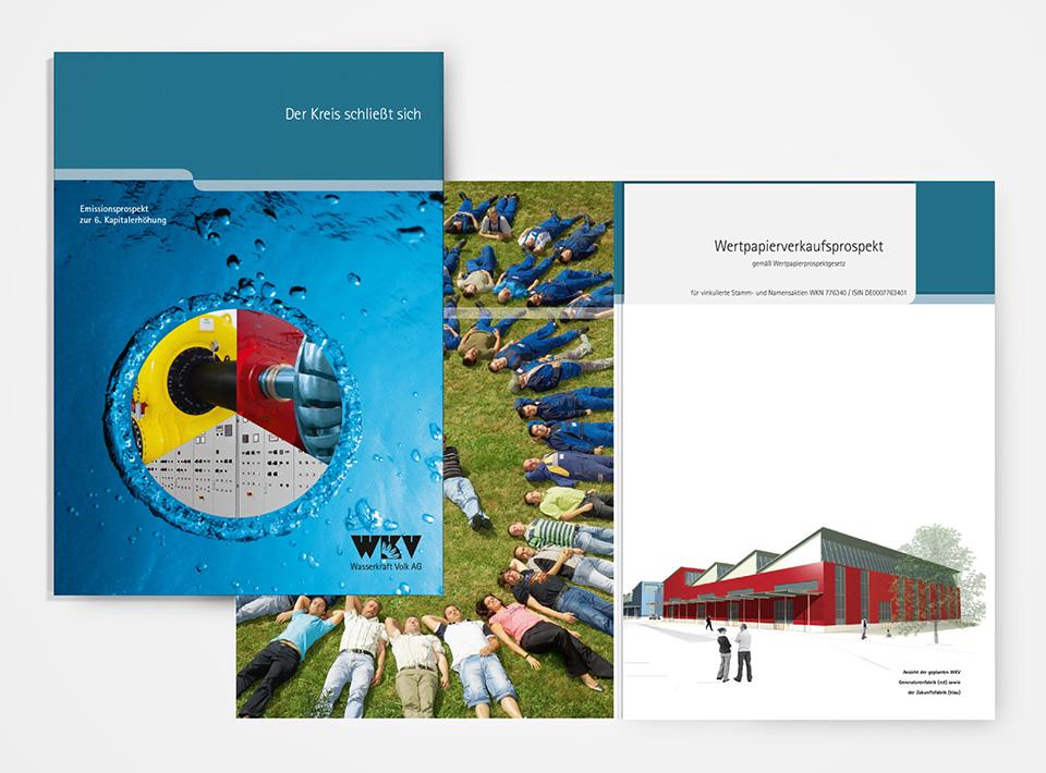 DRWA Das Rudel Werbeagentur Freiburg > Kompetenzen > Print-Design > Wasserkraft Volk, Gutach