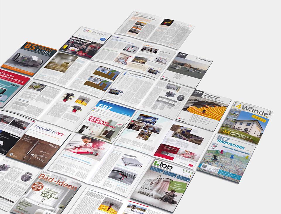 DRWA Das Rudel Werbeagentur Freiburg > Agentur für mediale Kommunikation > Kompetenzen > Public Relations