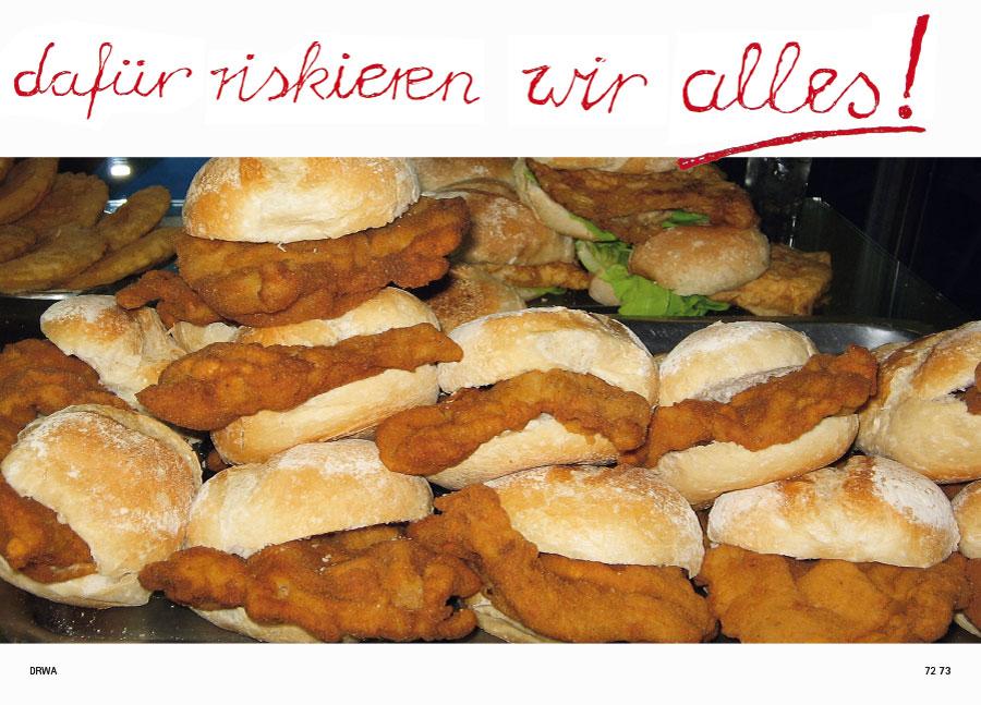 DRWA Das Rudel Werbagentur Freiburg | Awards Jahrbuch der Werbung 2008 | DRWA Agentur-Booklet