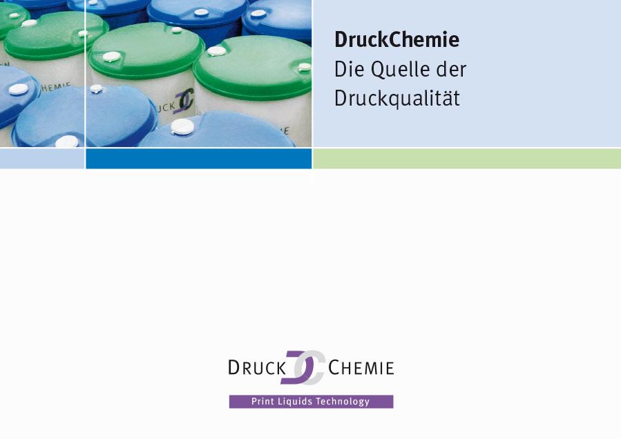 DRWA Das Rudel Werbagentur Freiburg | Awards Jahrbuch der Werbung 2006 | Broschüre DruckChemie