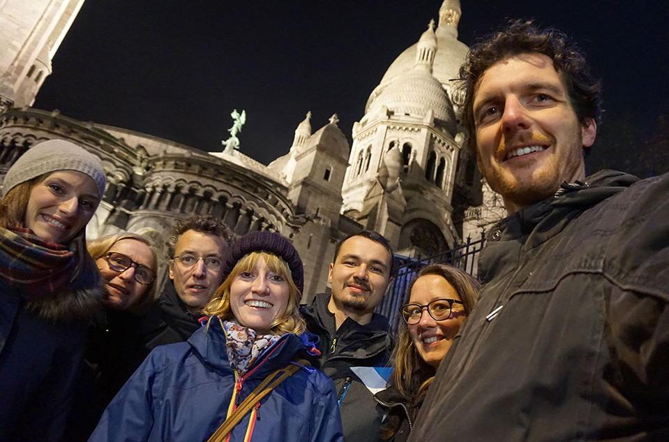 DRWA Das Rudel Werbeagentur Freiburg > Agentur für mediale Kommunikation > Insights > Cool: Agentur-Ausflug nach Paris (2)