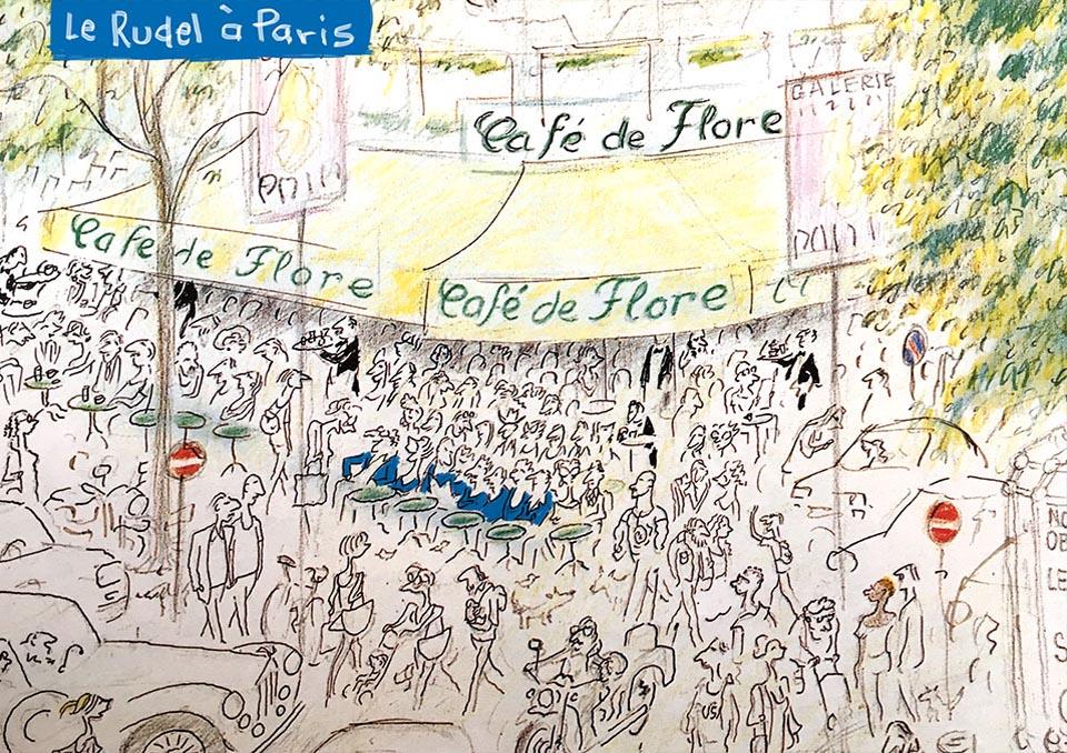 DRWA Das Rudel Werbeagentur Freiburg > Agentur für mediale Kommunikation > Insights > Cool: Agentur-Ausflug nach Paris (4)